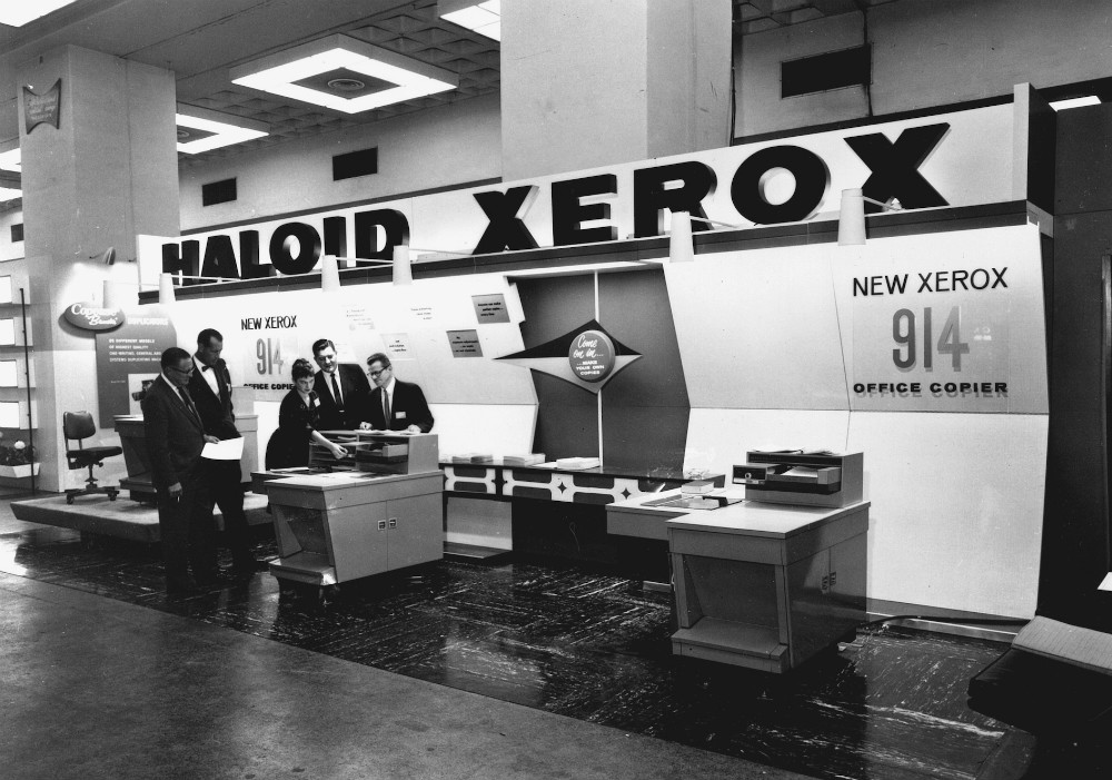 """a history of xerox Steve jons in 1995: """"(xerox) could have been, you know, a company ten times its size could have been ibm – could have been the ibm of the nineties."""